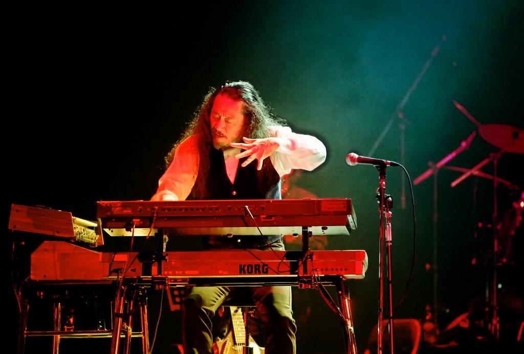 concert photographer music thailand asia