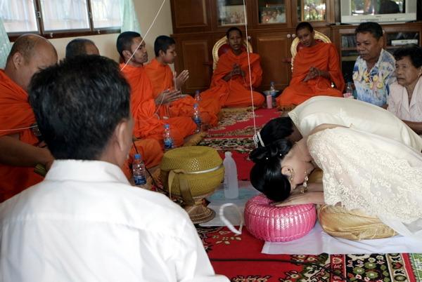 engagement ceremony bangkok