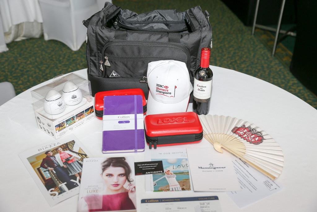freelance sponsor hsbc lpga photographer golf event