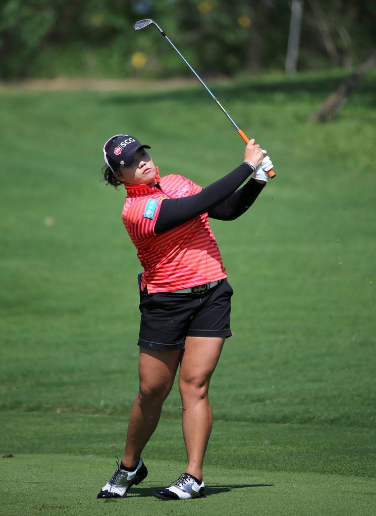 golf event honda lpga thailand sport