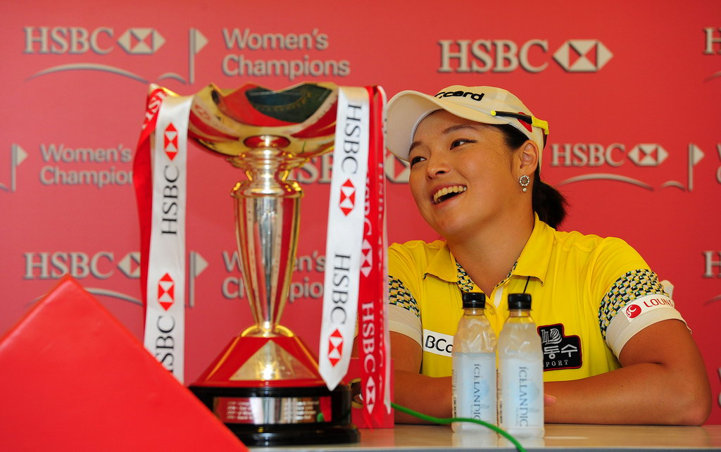 golf event freelance hsbc lpga sponsor singapore