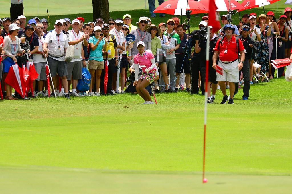 golf event freelance singapore photographer hsbc lpga