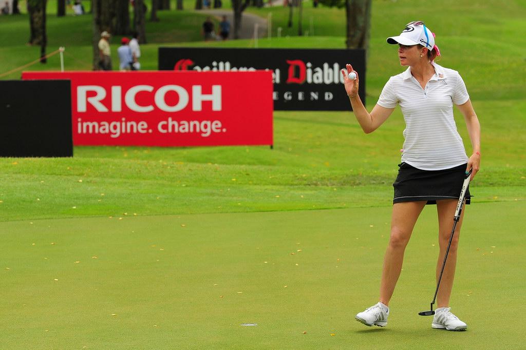 golf event freelance singapore sponsor hsbc lpga