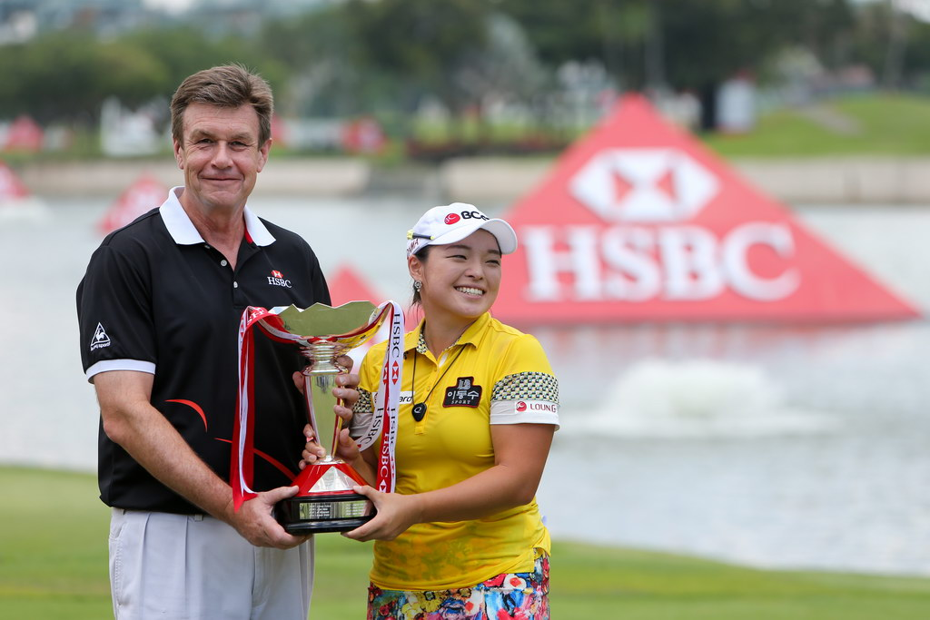Golf Event Freelance Photographer Singapore Hsbc Lpga