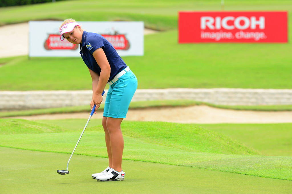 golf event freelance photographer sponsor hsbc lpga