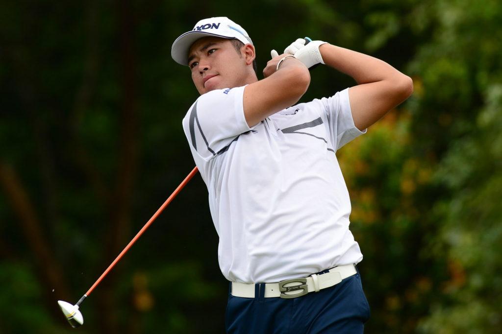 golf event sport professional men's