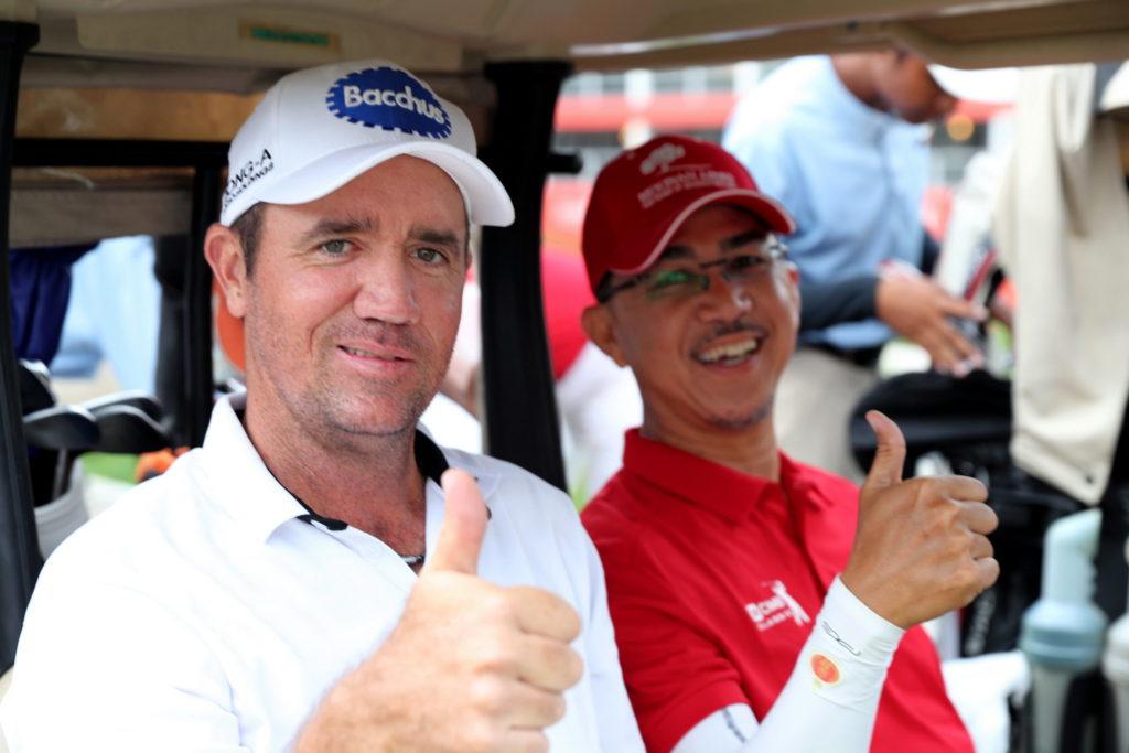 sport golf event professional men's