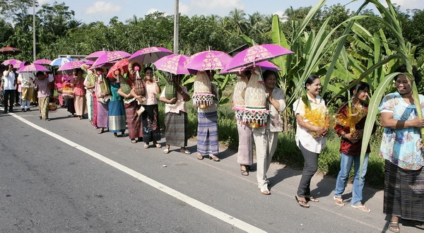 traditional thai ceremony
