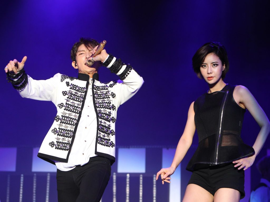 kpop hsbc lee joon gi concert