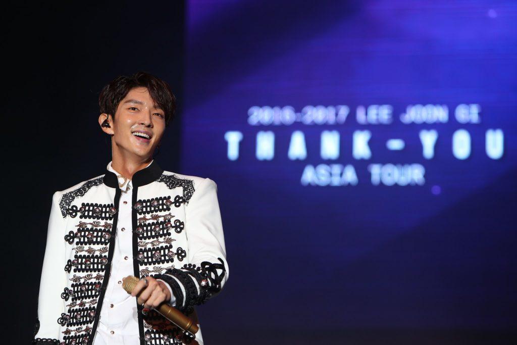 singapore 이준기 concert kpop