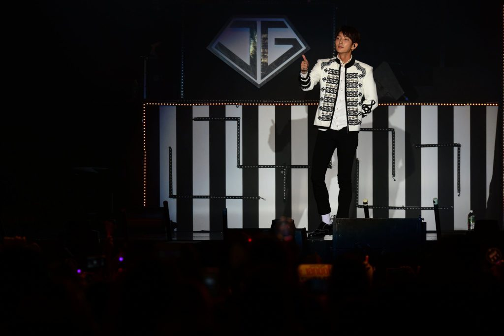 singapore concert 이준기 hsbc
