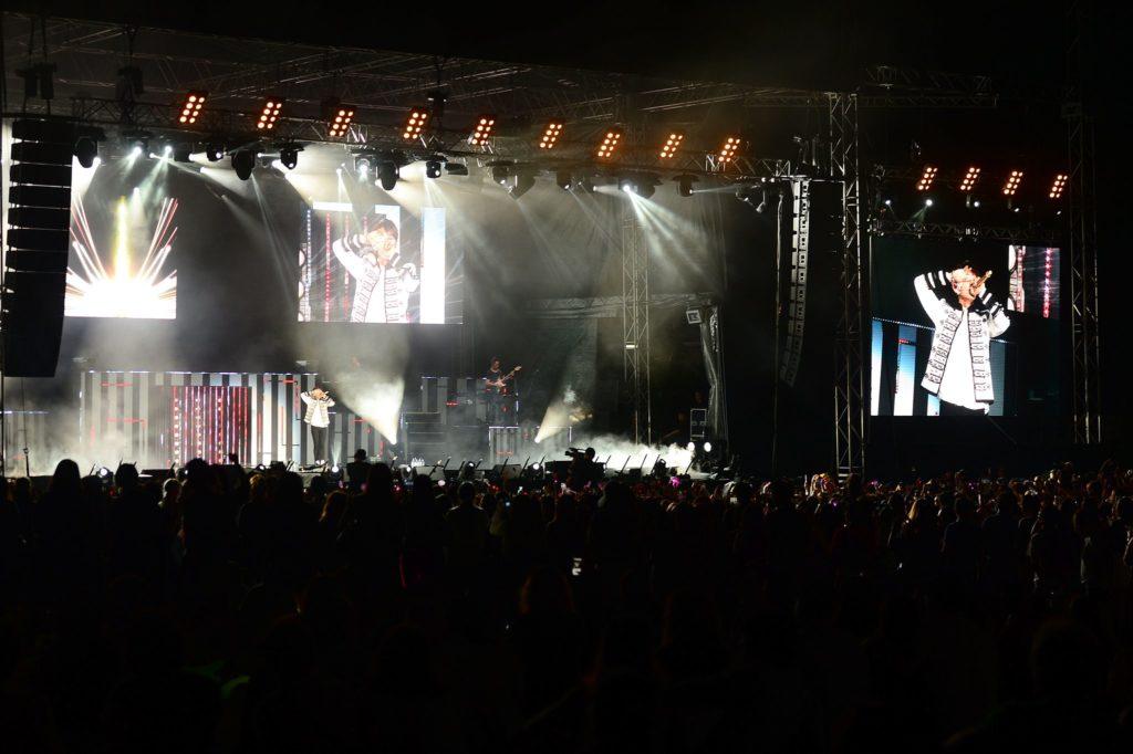 singapore hsbc 이준기 concert