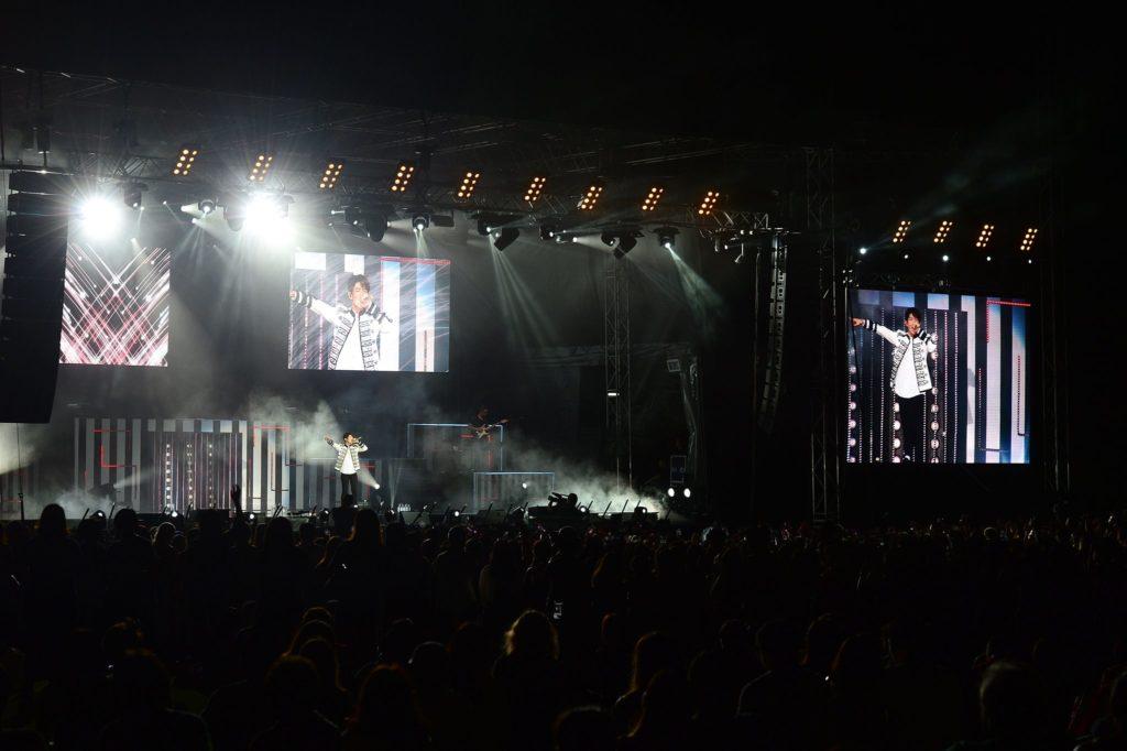 singapore hsbc concert 이준기