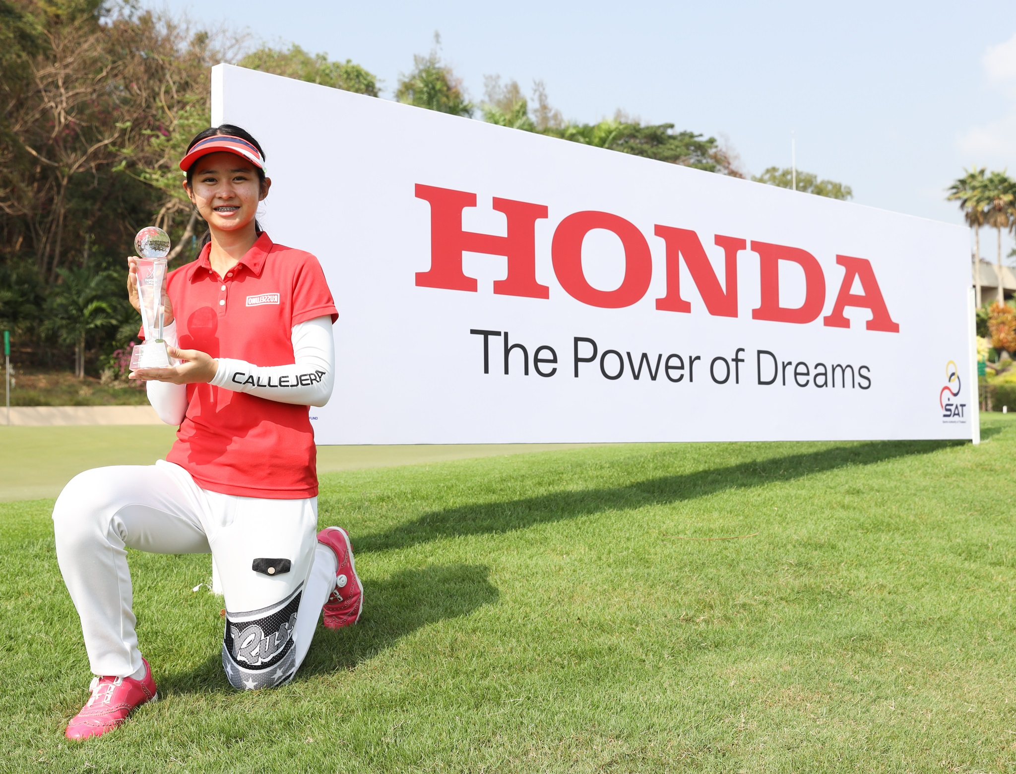 Honda Lpga Thailand 2020 National Qualifiers Sports Event Photography 024