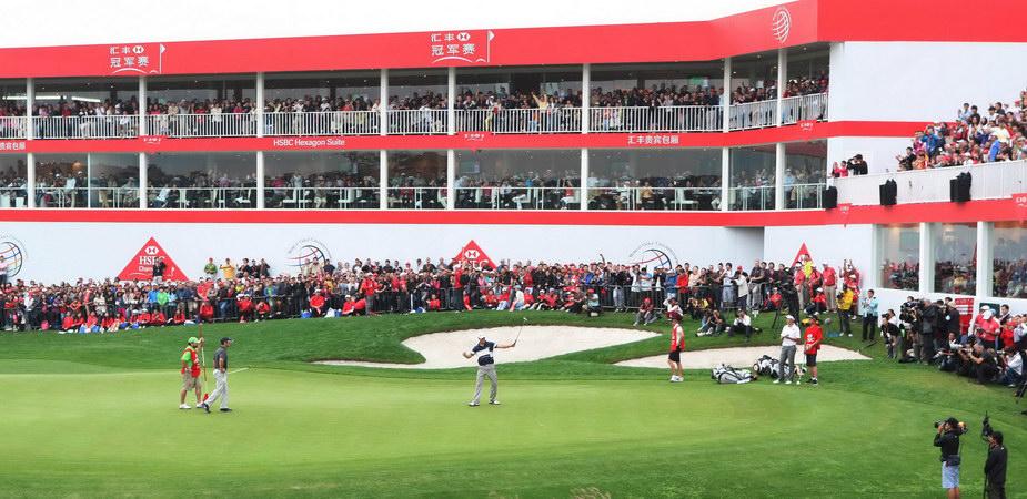 golf photography hsbc china