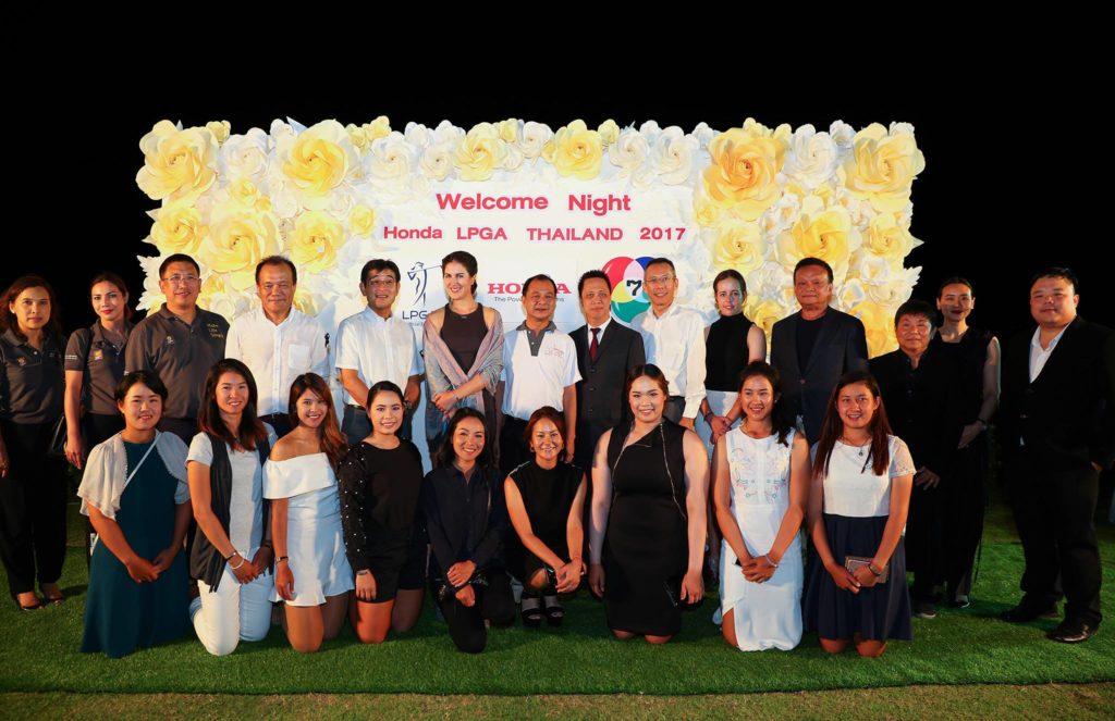 honda motors lpga thailand bangkok event