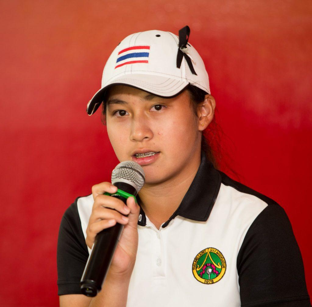 lpga thailand thailand honda motors event