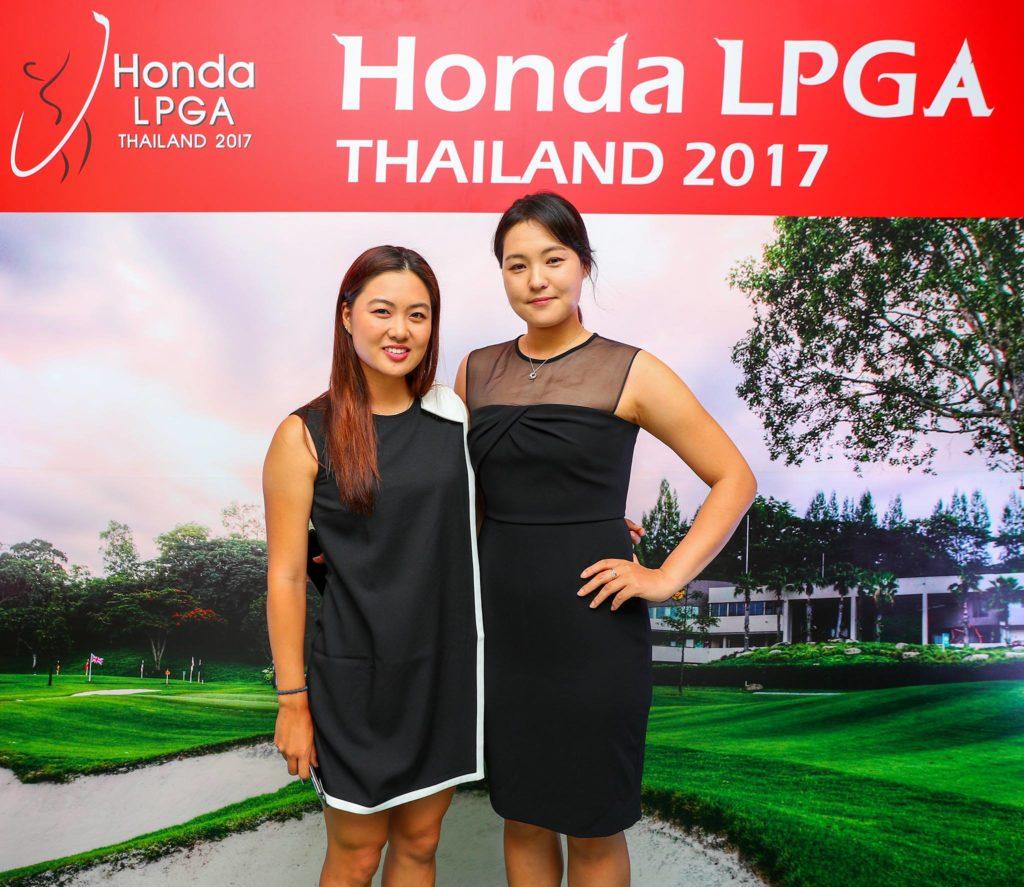 thailand lpga thailand bangkok honda motors