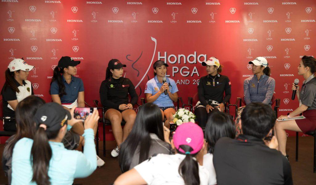 thailand lpga thailand event bangkok