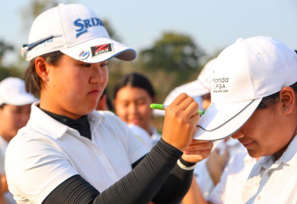 Honda Lpga Thailand 2017 Photo Gallery Women S Golf At