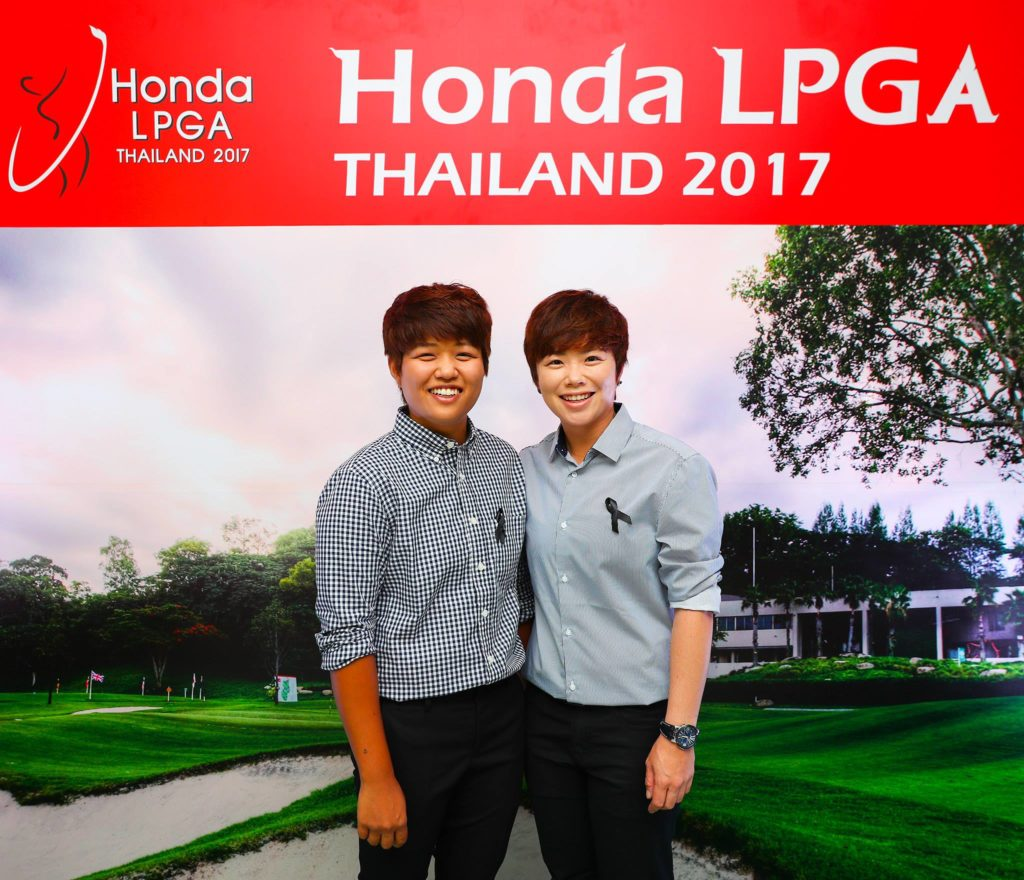 event lpga thailand photography honda motors