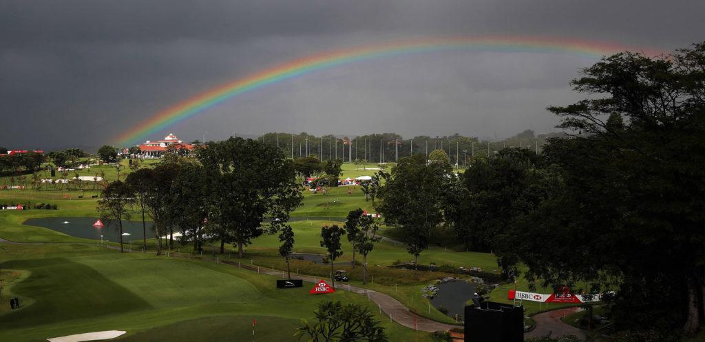 HSBC Women's Champions at Sentosa Golf Course Singapore event photography golf