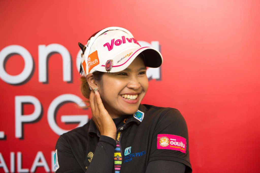 photography lpga thailand honda motors event